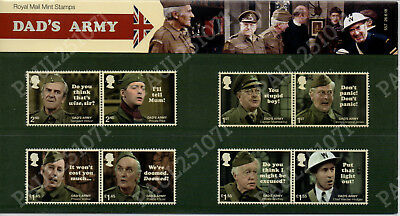 2018 Dad's Army Presentation Pack, Royal Mail - Pre Order, Release Date 26 June