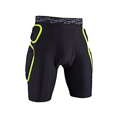Oneal Trail Shorts, Lime/Black, L