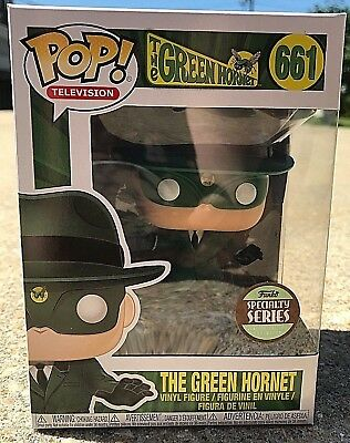 THE GREEN HORNET 661 Funko SPECIALTY SERIES POP! vinyl figure RARE NEW