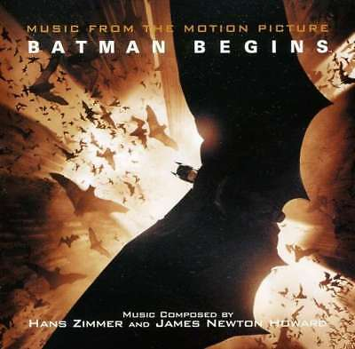 Batman Begins O.S.T. Original Soundtrack - Colonna Sonora Originale CD