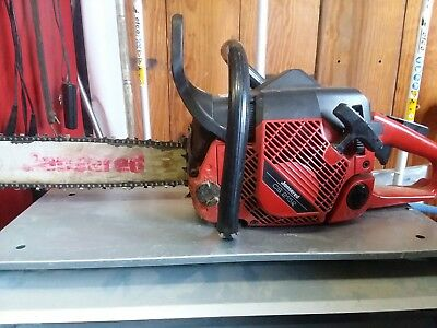 jonsered chainsaw 2152 with 18 inch bar and chain