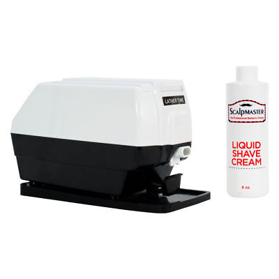 Scalpmaster Lather Time Professional Hot Lather Machine