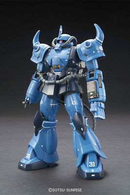 YMS-07B-0 Prototype Gouf Tactical GUNPLA HG High Grade 1/144 Gundam The Origin
