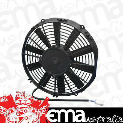 "11"" Electric Thermo Fan (755 cfm - Puller Type With Straight Blades) (SPEF3504)"