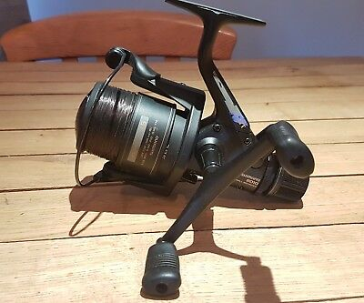 RARE SHIMANO 8010 Gt Baitrunner Reel Carp Fishing Tackle Pike Barbel Marker  8000