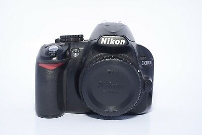 Nikon D3100 14.2MP Digital SLR Camera - Black (Body Only)