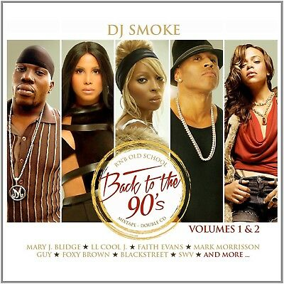 Mixtape-Back To The 90's 2 Cd New+