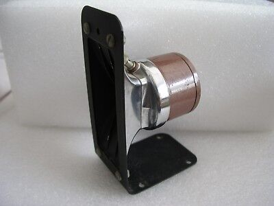 Electrovoice  Vintage  T35 Tweeter with  Metal  Stand  for Parts or  Not Working