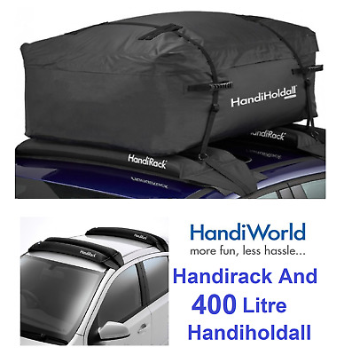 e6c4d13742 Handiholdall Fully Waterproof Soft Roof Box - 320 Litre 50Kg -.