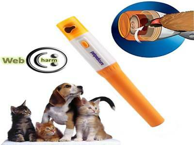 Electric Pet Dog Cat Nail Pedicure Grooming Grinder Trimmer Tools Brand New