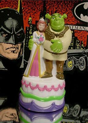 Shrek and Fiona Wedding Cake Topper Fairy Tale Wedding Bride And Groom Exclusive