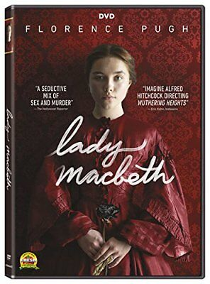 Lady Macbeth (DVD, 2017) New, Free shipping