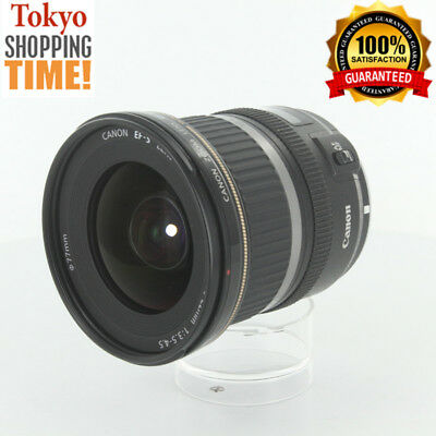 [EXCELLENT+++] Canon EF-S 10-22mm F/3.5-4.5 USM Lens from Japan