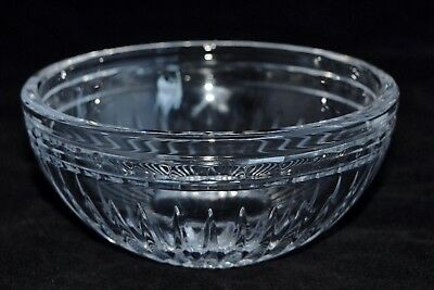 Marquis Waterford Crystal HANOVER Cut Crystal Bowl14cm D