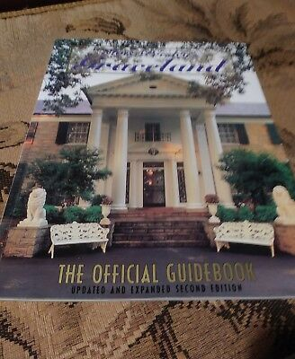 Rare Elvis Presley's Graceland, The Official Guidebook updated and expanded.