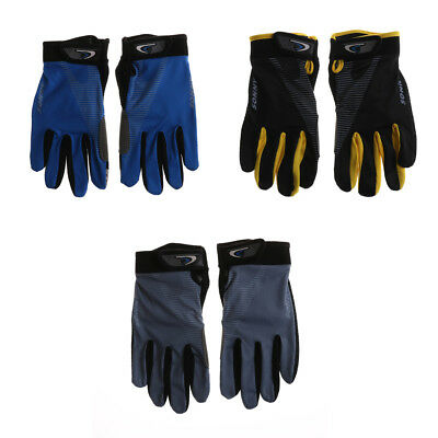 Outdoor Cycling Gloves Breathable Riding Gloves Anti-slip Working Gloves WO