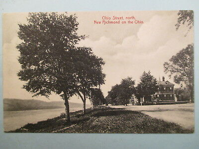 New Richmond On The Ohio, Ohio Street North Postcard 6B6