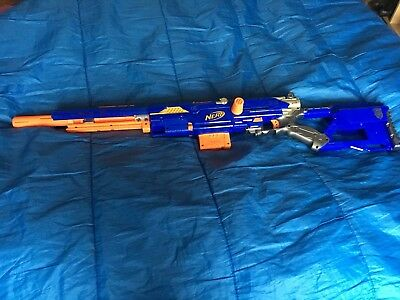 Nerf N-Strike Longstrike CS-6 Rifle Gun Blaster