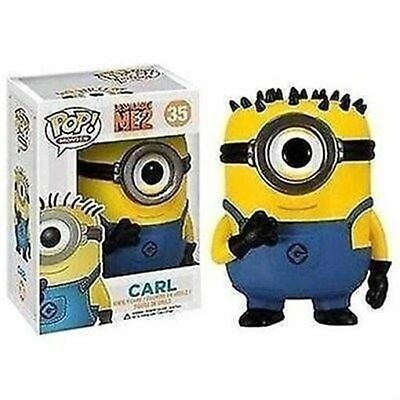 Funko - Despicable Me 2 Movie Carl Pop! Vinyl Figure #35 Vinyl Action Figure New
