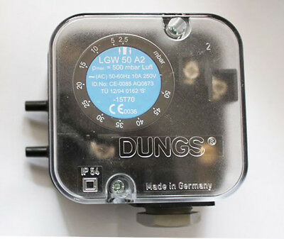 Dungs Pressure Switch LGW10A4 For Gas Burner Arrival Original