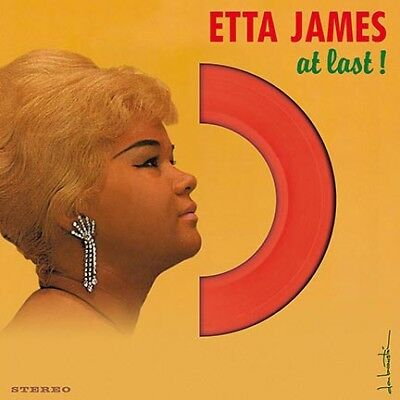 Etta James - At Last RED VINYL VINYL LP DOS608MB