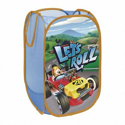"Contenedor Rectangular De Mickey Mouse ""let´s Roll "" (16160)"