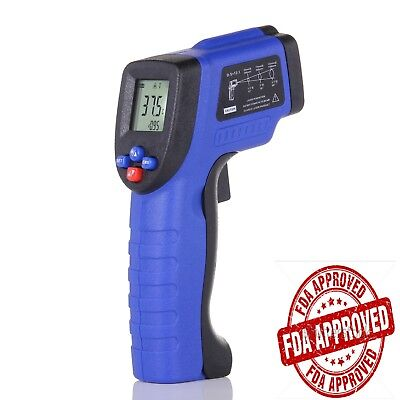 Handheld Temperature Gun Non-contact Digital Laser Infrared IR Thermometer