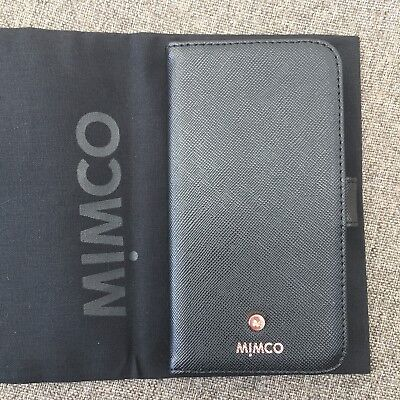 Mimco Supermicra Phone Case/Protector For IPhone X• Authentic • New with Tag