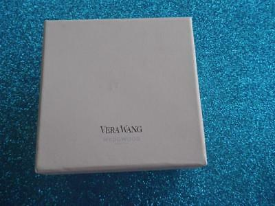 New Vera Wang by Wedgwood Silver Plated Wine Bottle Coaster RRP $79.95
