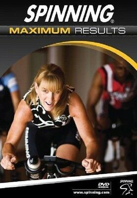 Spinning Maximum Results ( Cycle Training ) Dvd New & Factory Sealed Region 0
