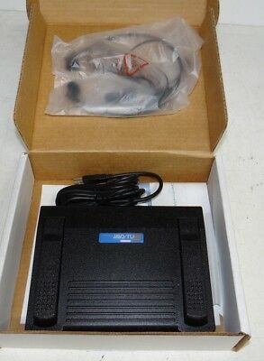 X-KEYS XF-10-US FOOT PEDAL USB New in Box