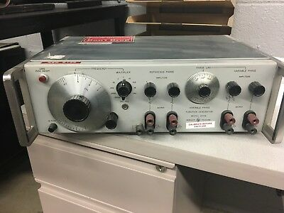 HP Variable Phase Function Generator Model 203A