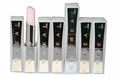 8 x Loreal Balm Riche Lip Balm | Clear Purity | Wholesale Clearance