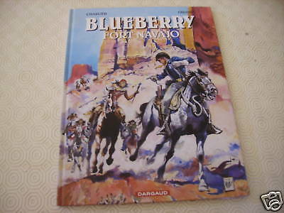 Blueberry Fort Navajo Edition Dargaud