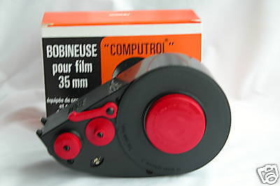 New Feltless Daylight Bulk 35Mm Film Cassette Loader  Save Fortune In Film Cost