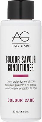 AG Hair Care Colour Savour Colour Protection Conditioner 2 oz (Pack of 8)