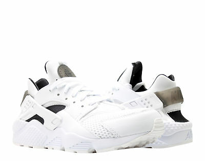 0f95ed716e81 Nike Air Huarache White Black-Pure Platinum Men s Running Shoes 318429-110