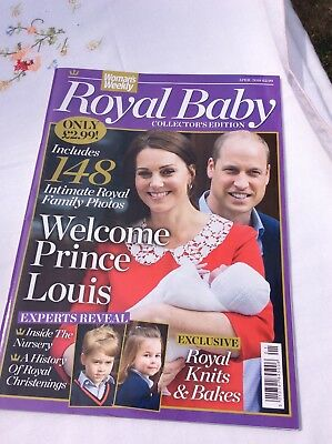 Royal Baby collectors edition Welcome Prince Louis, Prince George