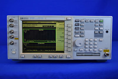 HP E4406A VSA Series Transmitter Tester, 7 MHz - 4.0 GHz