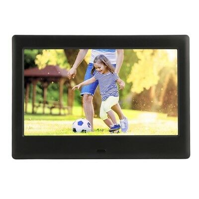 New HD Digital Photo Frame IPS LCD Screen with Auto-Rotate Remote Control