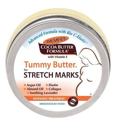Palmer's Tummy Butter 4.4 oz Cocoa Butter Formula Tummy Butter for Stretch Marks
