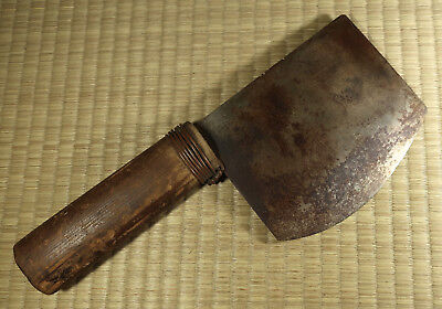 Cooking Knife / Hocho / Japanese / Antique