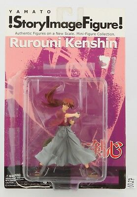 RUROUNI KENSHIN Yamato StoryImage Figure Japan Anime Packaged Complete in Box