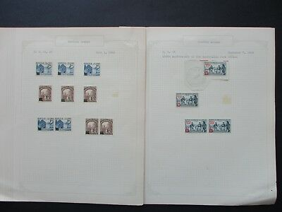 ESTATE: Norfolk Island Collection on pages - great item (7881)