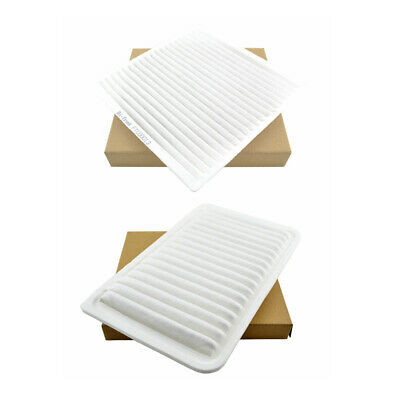For 04-08 Solara 04-10 Sienna 02-06 Camry Combo Set Engine & Cabin Air Filter