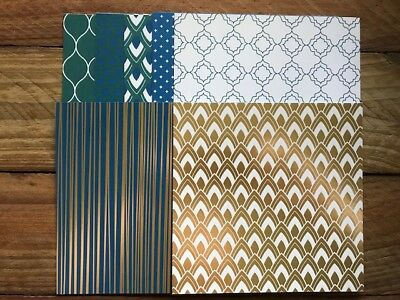 """Stampin' Up! 6x6 Specialty Paper Pack """"Eastern Palace"""""""