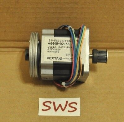 *NEW* Vexta 5 Phase Stepping Motor A6445-9215K-A4