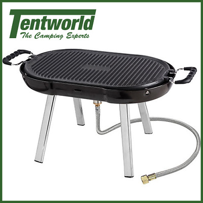 Gasmate Voyager Camping Portable Grill BBQ Outdoor Cookware