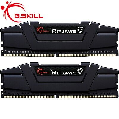G.Skill Ripjaws V 16GB Gaming Desktop Memory 2X8GB DDR4 3200MHz CL16 RAM Kit