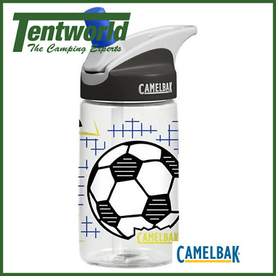 Camelbak Eddy Kids Drink Bottle - 400ml - Goal!